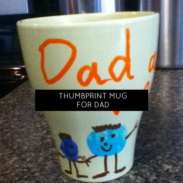 homemade crafts for dad