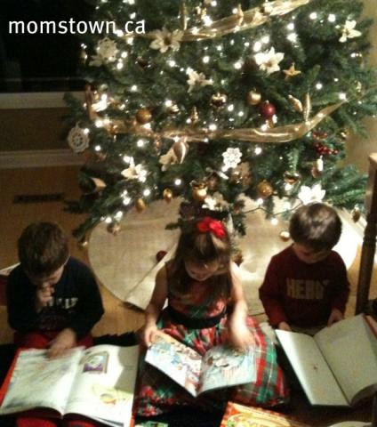christmas literacy ideas