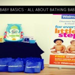 Baby Basics – Let's talk about bathing baby!