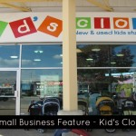 Small Business Feature – Kid's Closet