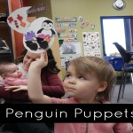 Penguin Puppets